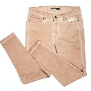 Ralph Lauren Premier Skinny Ankle Jeans